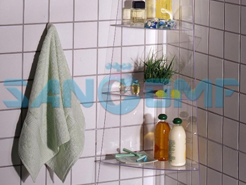 Полка в ванную комнату своими руками из подручных материалов фото
