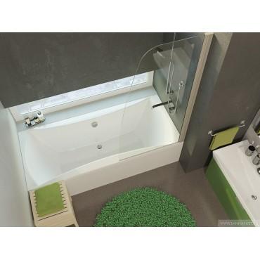 Акриловая ванна Alpen Luna 170х75