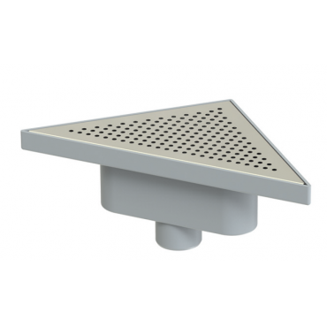VALTEMO DELTA SHOWER DRAIN BASE 50 ММ вертикальный