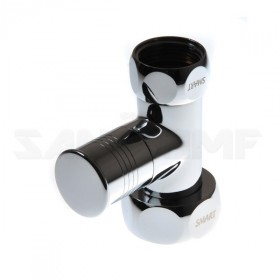 Вентиль запорный прямой SMT8830SCH1010 1*x1* г/г. С кранами.