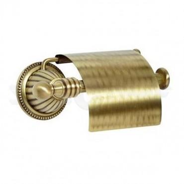 Держатель туалетной бумаги Boheme Hermitage 10320 бронзовый