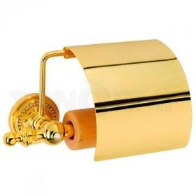 Держатель туалетной бумаги Boheme Imperiale Gold 10401