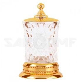 Стакан Boheme Imperiale 10415 gold