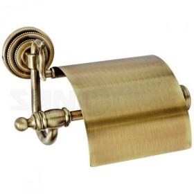 Держатель туалетной бумаги Boheme Medici Bronze 10601