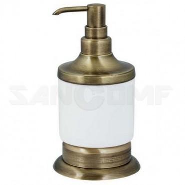 Дозатор жидкого мыла Boheme Medici 10610 бронза