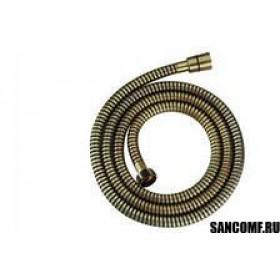 Шланг для душа КAISER 1.5м-2.0м (Antgue) (бронза) упаковка