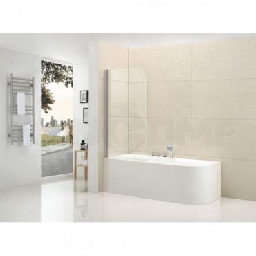 Cezares Eco V-1 800/1400 C Cr шторка на ванну