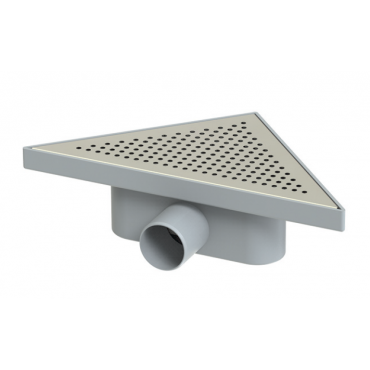 VALTEMO DELTA SHOWER DRAIN BASE 50 ММ БОКОВОЙ