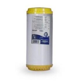 """Картридж Big Blue 10"""" умягчающий с ионообменной смолой Aquafilter FCCST 10ВВ"""
