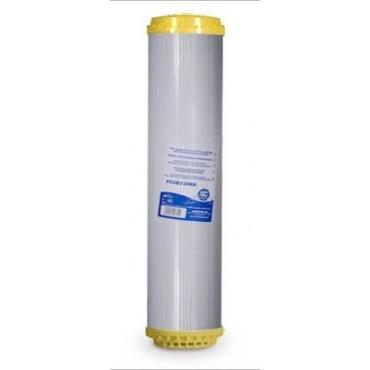 """Картридж Big Blue 20"""" умягчающий с ионообменной смолой Aquafilter FCCST 20ВВ"""