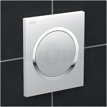 Кнопка смыва для писсуара MEPA Zero 421134 белый