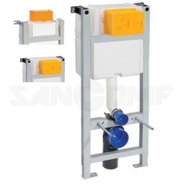 Система инсталляции для унитазов OLI Expert Evo/Speed 721705 пневматическая