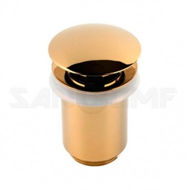 Донный клапан Kaiser 8011 Gold