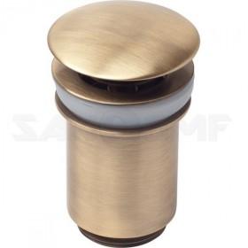 Донные клапана для раковин Kaiser 8011 Бронза Antique