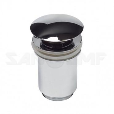 Донный клапан Kaiser 8011 хром, автомат