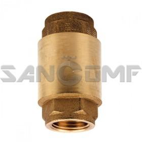Обратный клапан с металическим седлом REMER
