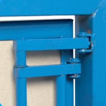 Стальные люки под плитку серии А  - отличное качество по выгодной цене