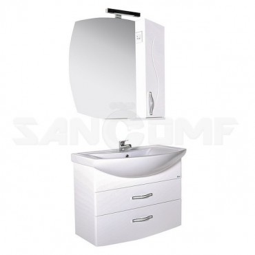 Мебель для ванной ASB-Mebel Грета 80