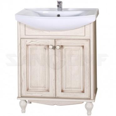 Мебель для ванной ASB-Mebel Верона 65 бежевая