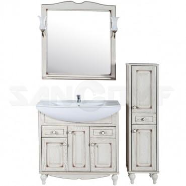 Мебель для ванной ASB-Mebel Верона 85 бежевый