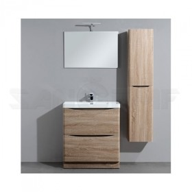 BelBagno Ancona-N 60 rovere bianco напольная