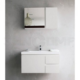 BelBagno Luce 80 bianco lucido