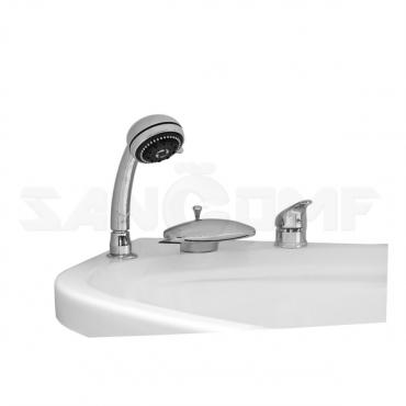 NSK Niagara 20904.02 смеситель на борт ванны