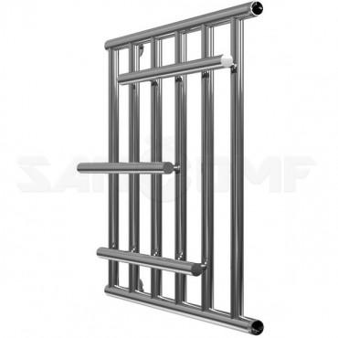 Водяной полотенцесушитель Energy («ЭНЕРДЖИ») Frame (боковое подключение)