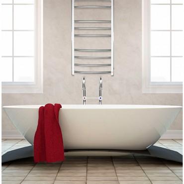 Полотенцесушитель электрический Eco Calma уют и тепло в ванной комнате