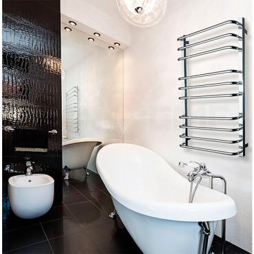 Полотенцесушитель Eco Forte Grota водяной для ванной комнаты