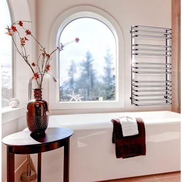 Полотенцесушитель Forte Grota водяной для ванной комнаты