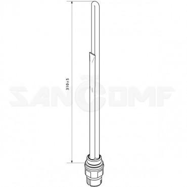 Нагревательный элемент Luxon HT-2 300W