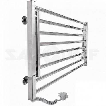 Полотенцесушитель электрический Laris Классик Горизонт хром П8 500x1000