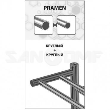 Полотенцесушитель электрический Lemark Pramen