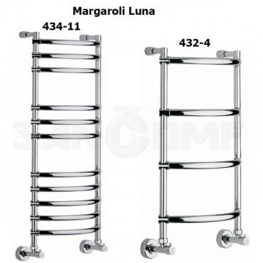 Полотенцесушитель водяной Margaroli Luna 432/4/405 CR