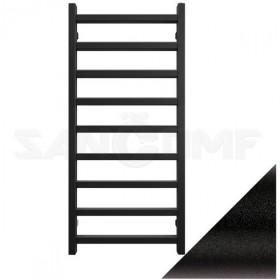 Simple Terma черный структурированный