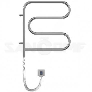 Электрический полотенцесушитель Terminus F-образный поворотный