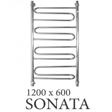 Energy Sonata - водяной полотенцесушитель