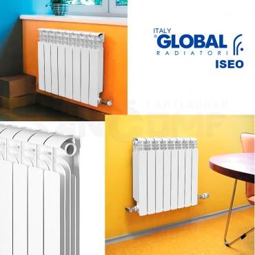Радиатор алюминиевый Global Iseo 350
