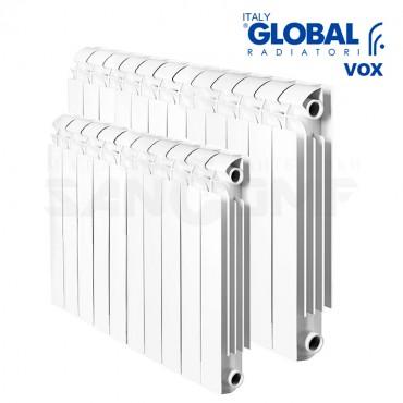 Радиатор алюминиевый Global Vox 500