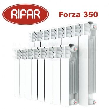 Радиатор биметаллический Rifar FORZA 350
