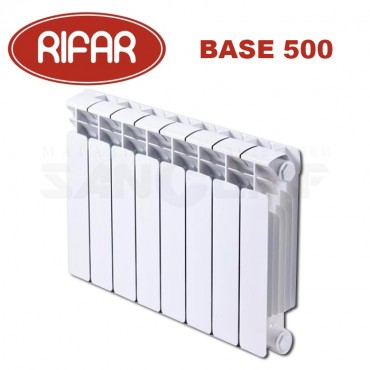 Радиатор биметаллический Rifar BASE 500