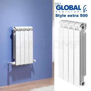 Радиатор биметаллический Global Style extra 350