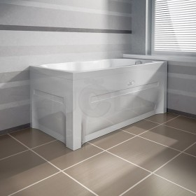 Акриловая ванна Радомир Орнела (Ornela) 1500Х700