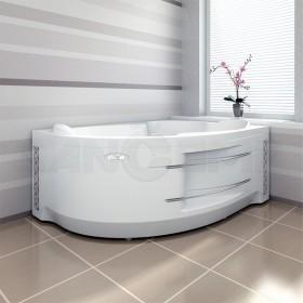 Акриловая ванна Радомир Ирма 2 (Irma) 1500Х970