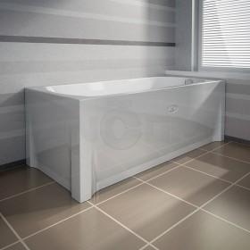 Акриловая ванна Радомир Николь (Nicole) 1800Х800