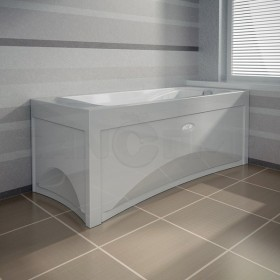 Акриловая ванна Радомир Сильвия (Silvia) 1680Х700