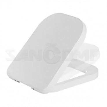 Крышка-сиденье для унитаза Sanindusa Look 2343100 с микролифтом