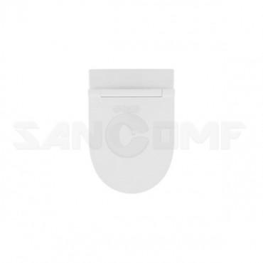Унитаз подвесной Sanindusa Sanilife 136032004 безободковый