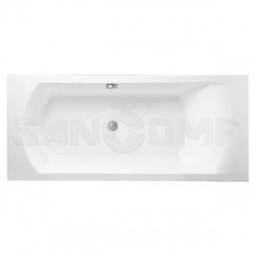 Акриловая ванна Jacob Delafon Ove 180x80